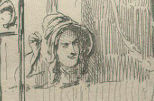 Thackeray's illustrations for Vanity Fair
