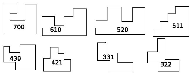 orthogonal decagons